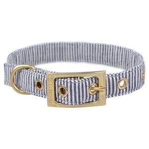 Other - Railroad Stripe Dog/Cat Collar